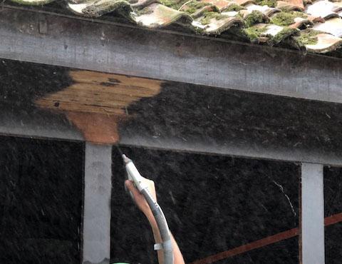 Repair Projects - renovatie hout
