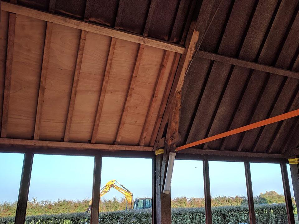 Renovatie hout - Repair Projects - West-Vlaanderen