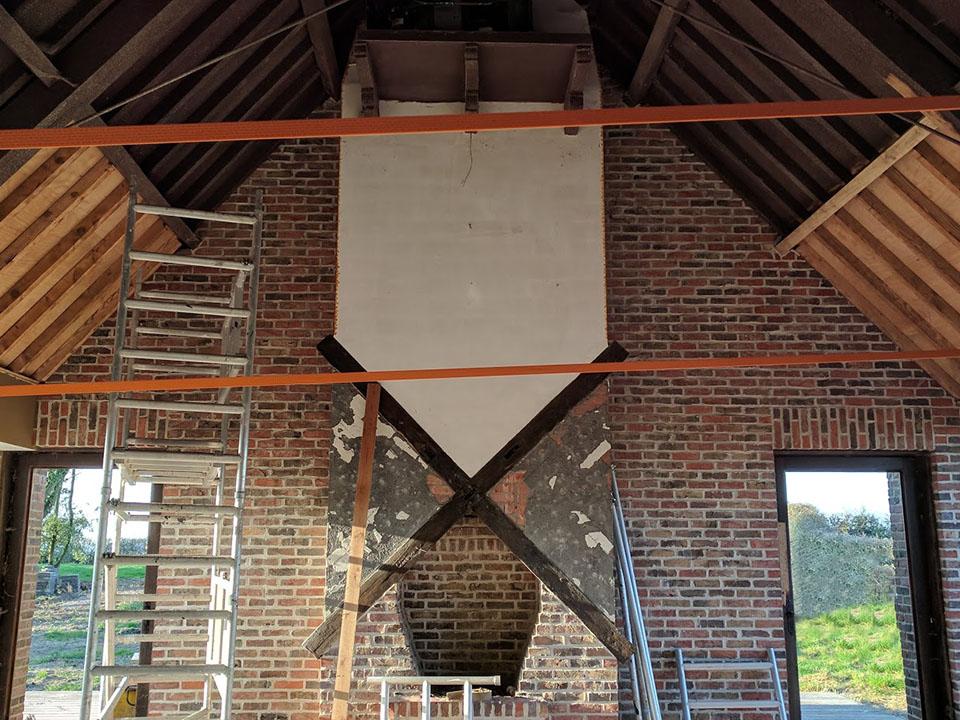 Renovatie houten balken - Repair Projects